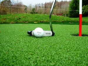 Artificial Putting Turf