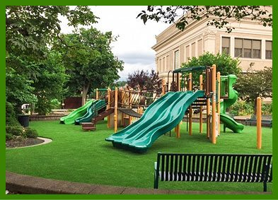 Artificial Playground Turf, Artificial Turf, Artificial Grass