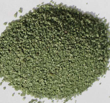 green sand