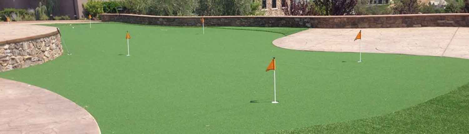 artificial turf, putting green, sports turf