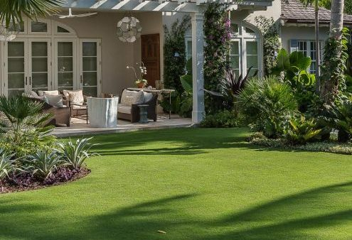 landscape artificial turf