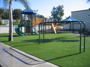 Artificial Playground Turf, Artificial Grass, Artificial Turf